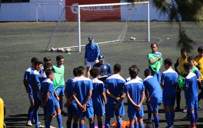 El equipo Azul y Blanco tendrá una dura tarea rumbo al Mundial 2021. (Foto Prensa Libre: Fedefut)