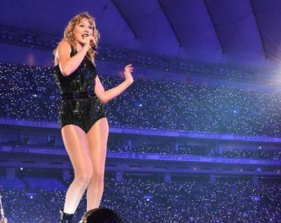 Netflix promociona producción de la artista estadounidense Taylor Swift. (Foto Prensa Libre: Facebook/Taylor Swift)