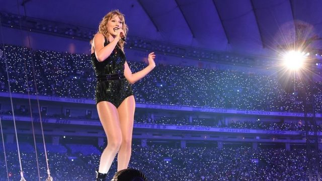 "Netflix muestra la verdadera voz de Taylor Swift en el documental ""Miss Americana"""