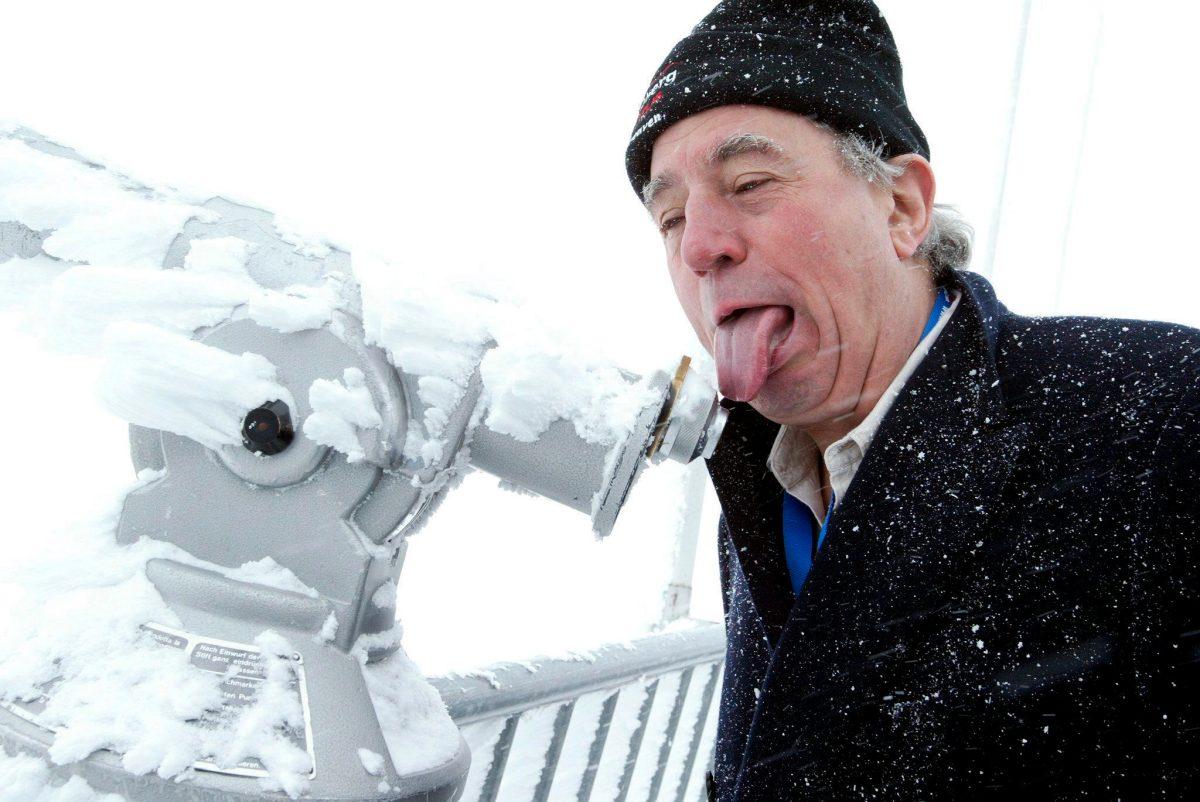 Muere a los 77 años Terry Jones, estrella de los Monty Python