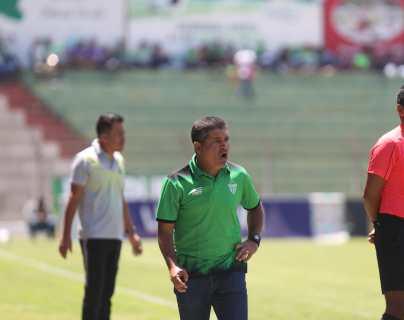 Toño Torres Servín vuelve al equipo de Antigua GFC