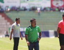 El mexicano Toño Torres Servín tomará el mando colonial nuevamente. (Foto Prensa Libre: Hemeroteca PL)