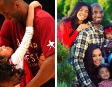 Vanessa Bryant compartió una fotografía familiar con un emotivo mensaje tras la muerte de su esposo, la estrella del baloncesto Kobe Bryant, y su hija Gigi. (Foto Prensa Libre: captura de pantalla)