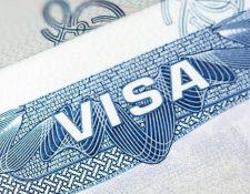 La visa es un documento indispensable para ingresar a Estados Unidos. (Foto Prensa Libre: Hemeroteca PL).