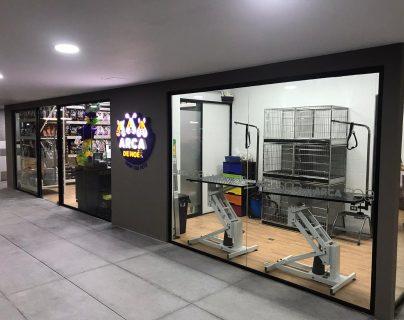 Arca de NOÉ abrió su nueva tienda en la zona 10 de la capital guatemalteca, para el cuidado de las mascotas. Foto Prensa Libre: Cortesía