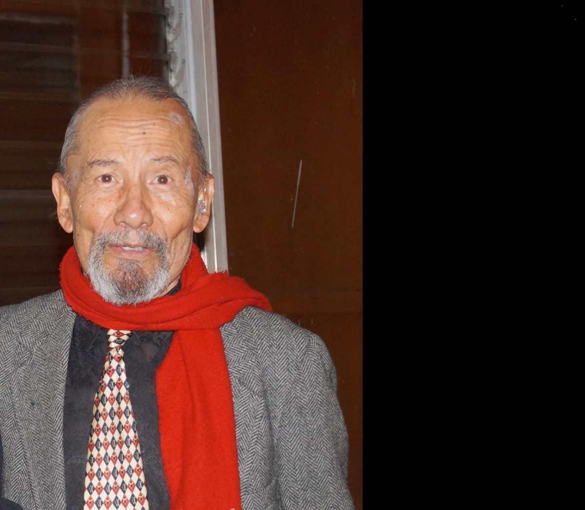 Fallece el actor y docente Rolando Cáceres Ponce