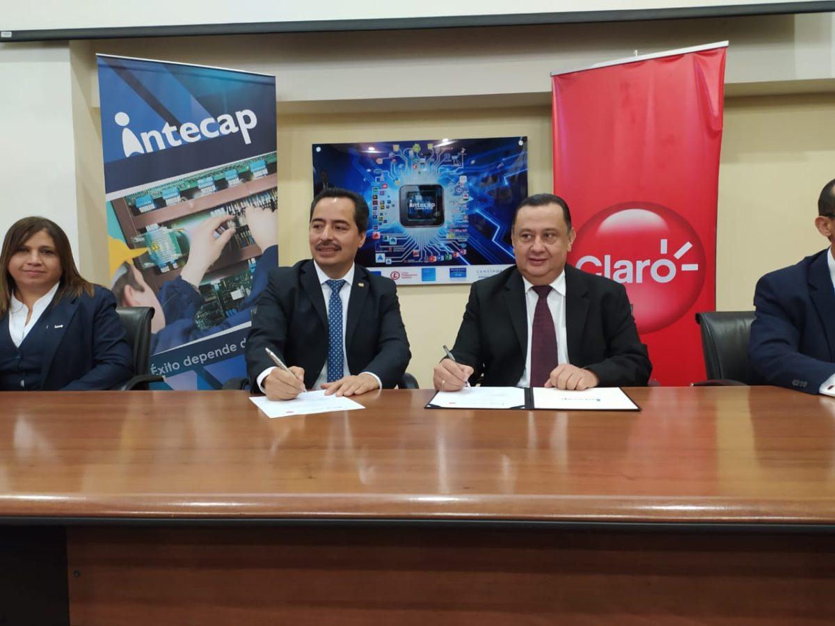 Empleo: Intecap y Fundación Carlos Slim se unen para ofrecer casi 300 cursos técnicos gratuitos