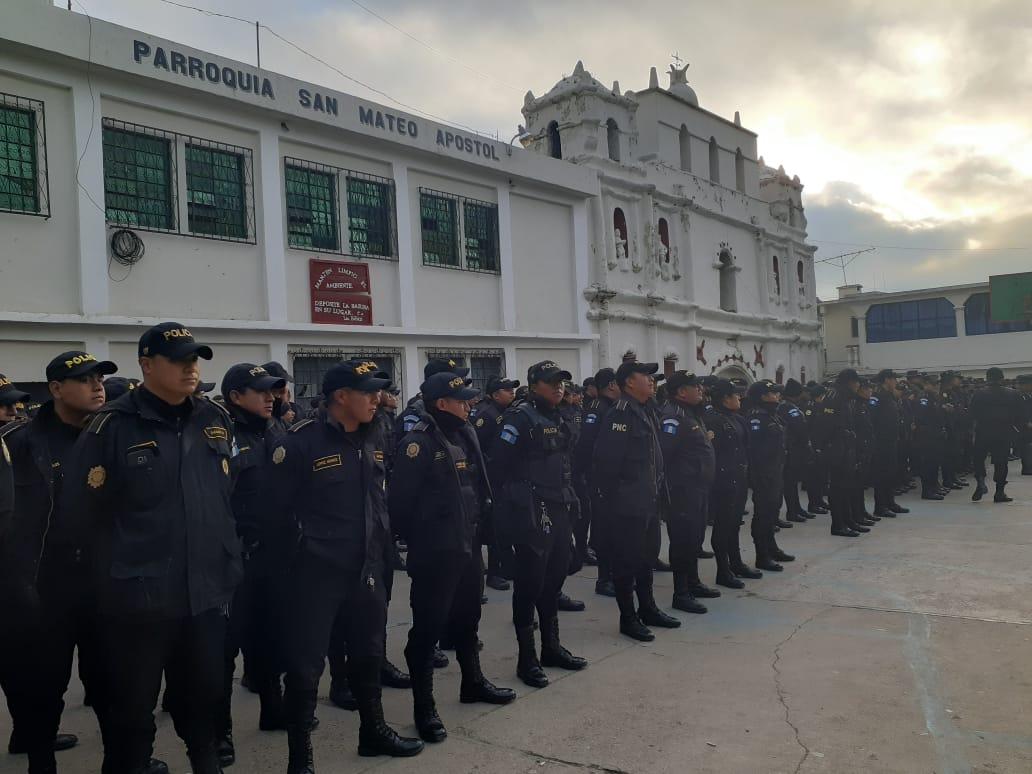 Giammattei visita San Mateo Ixtatán, Huehuetenango, localidad que rechaza la presencia del Estado