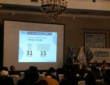TSE empieza la discusión de temas que finalizarán con una propuesta de reforma electoral. (Foto Prensa Libre: Manuel Hernández)