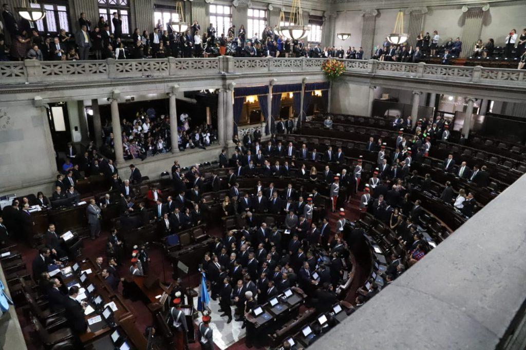 Los diputados votaron por la nueva junta directiva presidida por el diputado Allan Rodríguez. Foto Prensa Libre: Cortesía