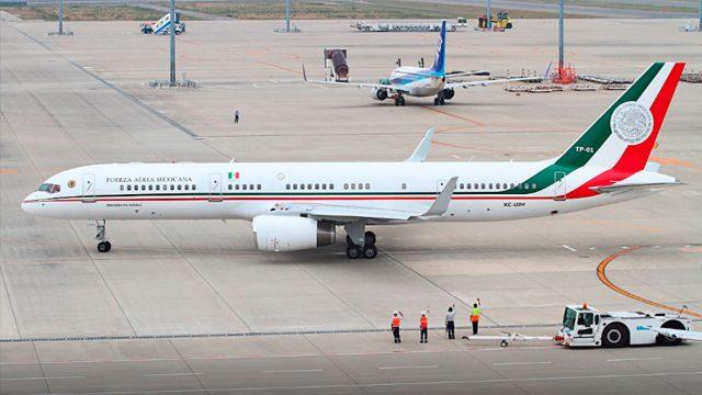 Es más probable un apocalipsis por un meteorito que ganarse el avión presidencial mexicano: especialista