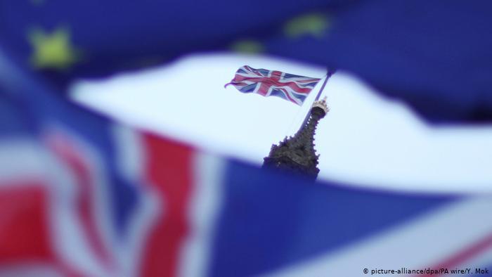 """PE votará acuerdo del """"brexit"""" el 29 de enero. (picture-alliance/dpa/PA wire/Y. Mok)"""