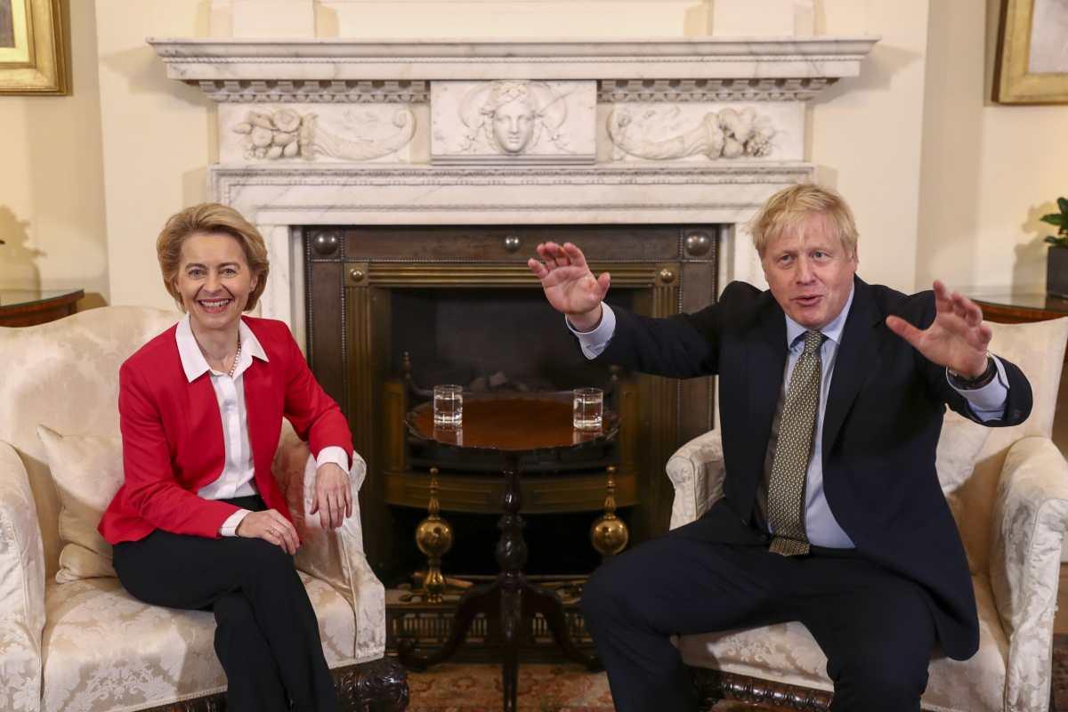 El Brexit de Boris Johnson, a un paso de su histórica aprobación