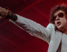 """El músico español Enrique Bunbury promociona el tema """"Deseos de usar y tirar"""". (Foto Prensa Libre: Keneth Cruz"""