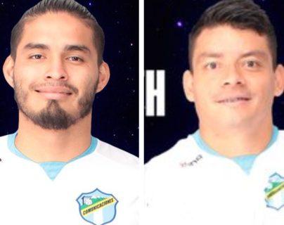 Carlos Estrada y Robin Betancourth.