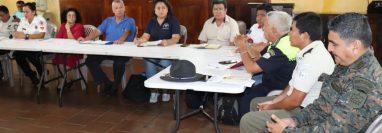 Municipalidad de Mazatenango no quiere desorden ni hechos de violencia durante el desfile de carnaval y la feria. (Foto Prensa Libre: Marvin Túnchez)