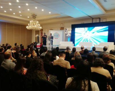 Lanzamiento de la Estrategia 2020 de CentraRSE. (Foto Prensa Libre: Cortesía)