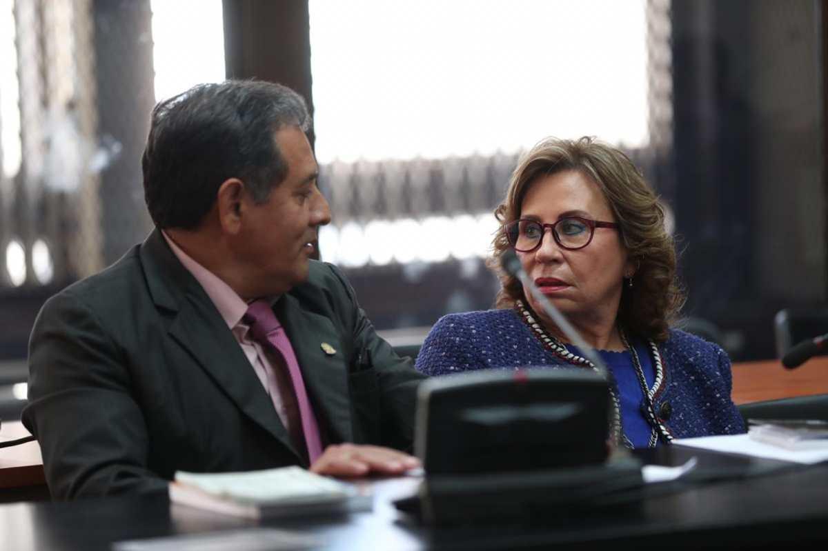 Sandra Torres recibe un revés judicial en caso de financiamiento electoral a la UNE
