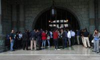 Representantes de las embajadas ubicadas en Guatemala visitan el Palacio Nacional de la Cultura como preparaci—n por Transmisi—n de Gobierno.