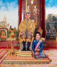 """Sineenat Wongvajirapakdi fue la """"amante oficial"""" del rey de Tailandia. (Foto: quien.com)"""
