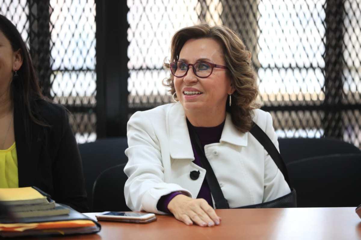 """""""Testigos están en más peligro"""": Esta es la reacción del MP ante la excarcelación de Sandra Torres"""