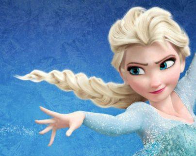 Elsa, personaje de Frozen, protagoniza el primer meme del 2020. (Foto Prensa Libre: Hemeroteca PL)