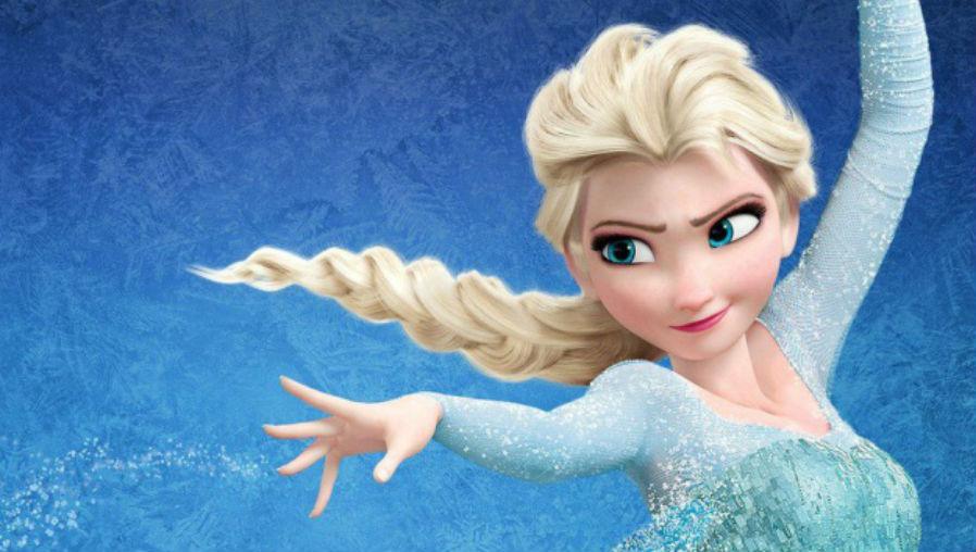 """¿Por qué la princesa Elsa de """"Frozen"""" es el primer meme viral de 2020?"""