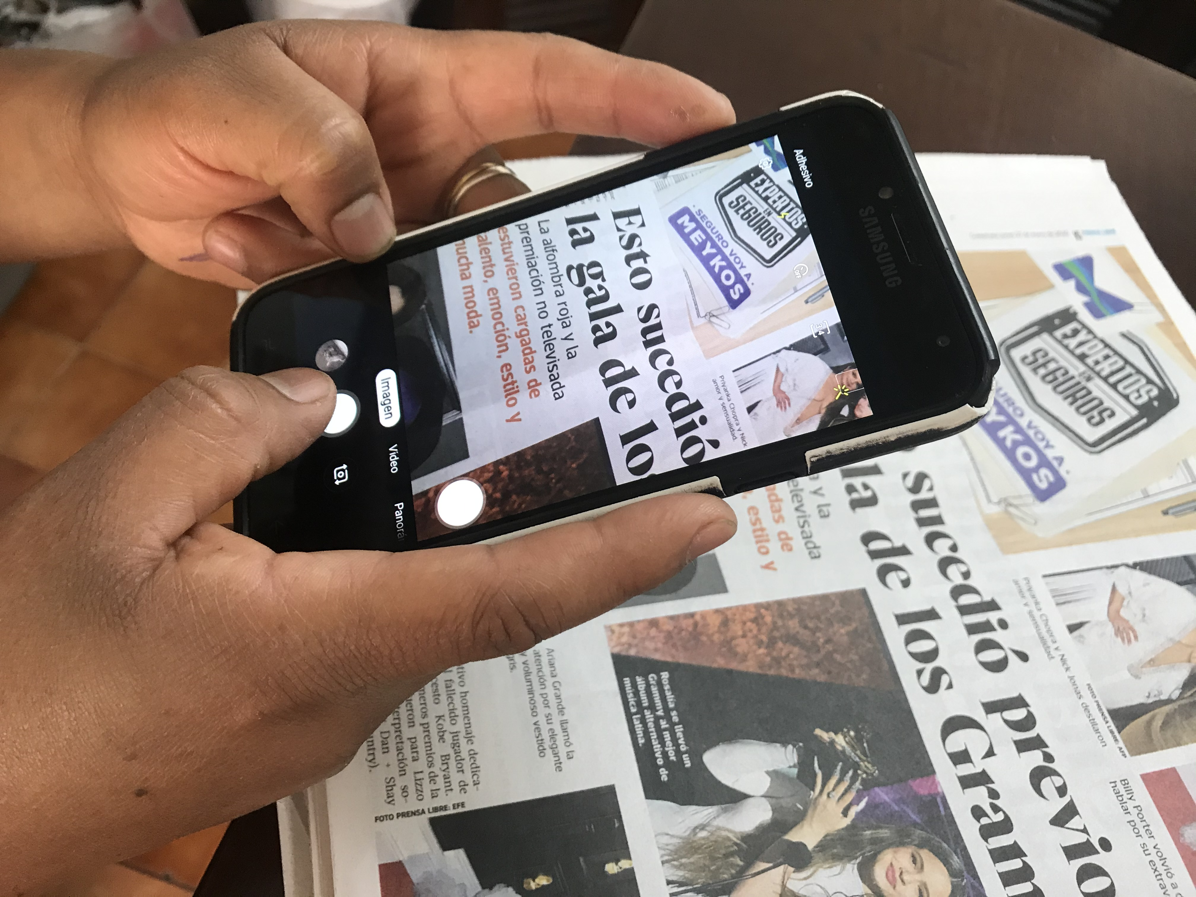 Las Mejores Apps Para Escanear Viejas Fotografías Y Todo Tipo De Documentos Prensa Libre