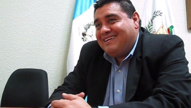 Carlos Ramos Salguero fungió como viceministro de Ambiente de 2018 a 2020. (Foto Prensa Libre: captura de pantalla videoentrevista de Jesse Reneau)