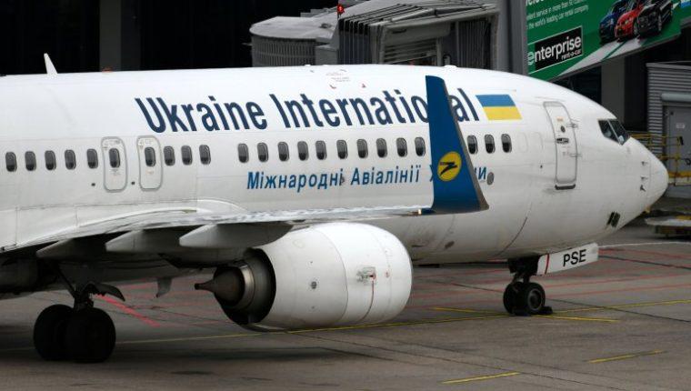 El Boeing pertenecía a Ukranian Airlines. (Foto referencial AFP)