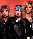 Guns N' Roses dará un concierto en Guatemala en Semana Santa. (Foto Prensa Libre: Hemeroteca PL)