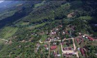 El MEM aprobó el proyecto Central Rocja Pontila, ubicado en Cobán, Alta Verapaz, y a 12 kilómetros de la Laguna Lachuá.   (Foto, Prensa Libre: Facebook).