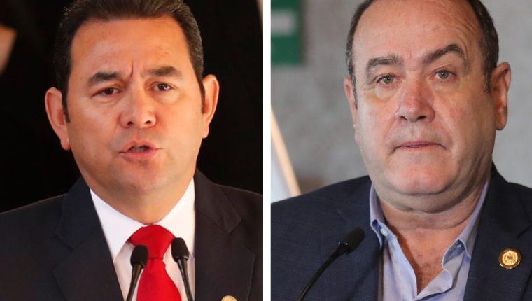 Este 14 de enero comienza la gestión de Alejandro Giammattei, el 51 presidente de Guatemala. (Foto Prensa Libre: Érick Ávila y Esbin García)