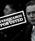 Jimmy Morales dio su último informe de Gobierno como presidente de Guatemala. (Foto Prensa Libre: Hemeroteca PL)