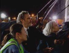 Joaquin Phoenix ha ganado popularidad no solo por sus actuaciones sino por su activismo a favor de los animales y del ambiente.