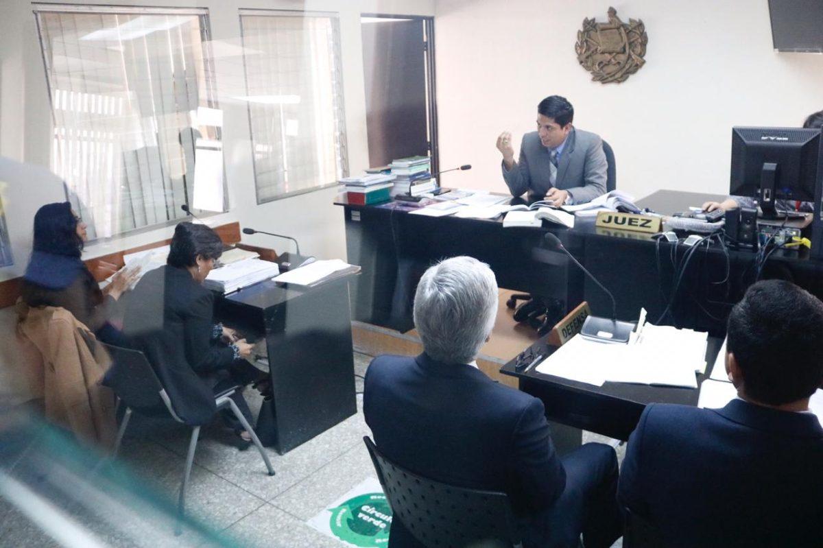 Juez Moto resolverá si reactiva denuncia contra el fiscal Juan Francisco Sandoval