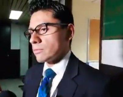 Luis Mejía presentó su renuncia hace un mes pero fue hasta este 15 de enero que le confirmación el cese de la relación laboral. (Foto Prensa Libre: Hemeroteca)