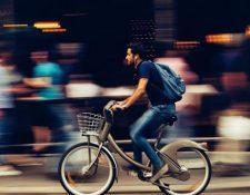 Las empresas que promuevan el uso de bicicletas entre sus empleados en Costa Rica podrán recibir un incentivo fiscal. (Foto Prensa Libre: Pexels)