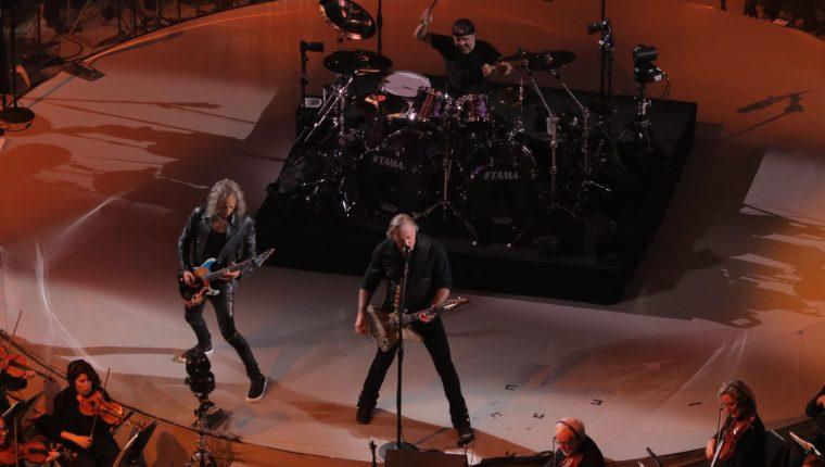 Metallica pide a sus seguidores que se unan para ayudar a combatir los incendios en Australia. (Foto Prensa Libre: Metallica)