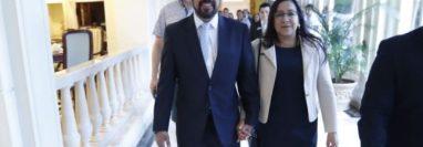 MIguel Ovalle, alcalde de Salcajá, Quetzaltenango. (Foto Prensa Libre)