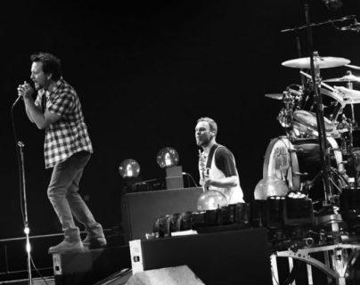 """Pearl Jam lanza """"Dance of Clairvoyants"""", el primer sencillo de su nuevo disco de estudio"""