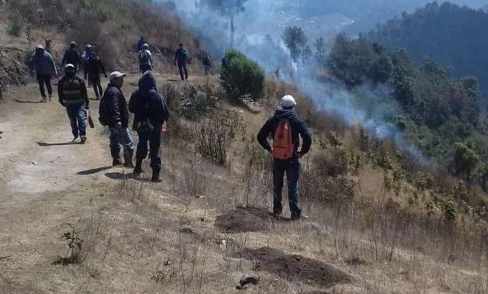 Los conflictos entre Nahualá y Santa Catarina Ixtahuacán son constantes. (Foto Prensa Libre: Hemeroteca PL)