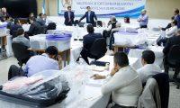 La comisión de postulación de aspirantes a magistrados de Apelaciones están en la fase final de integración de nómina. (Foto Prensa Libre: Hemeroteca PL)