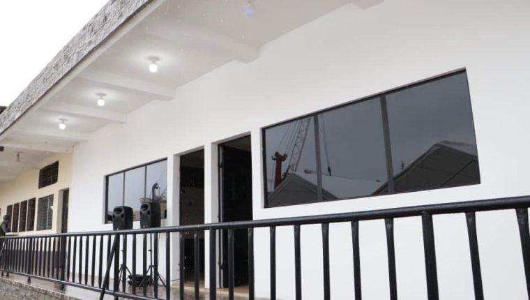 Esta semana se conocerá los detalles para la puesta en vigencia de los rayos X en Portuaria Santo Tomás, y la inspección no intrusiva a las mercancías. (Foto Prensa Libre: Hemeroteca)