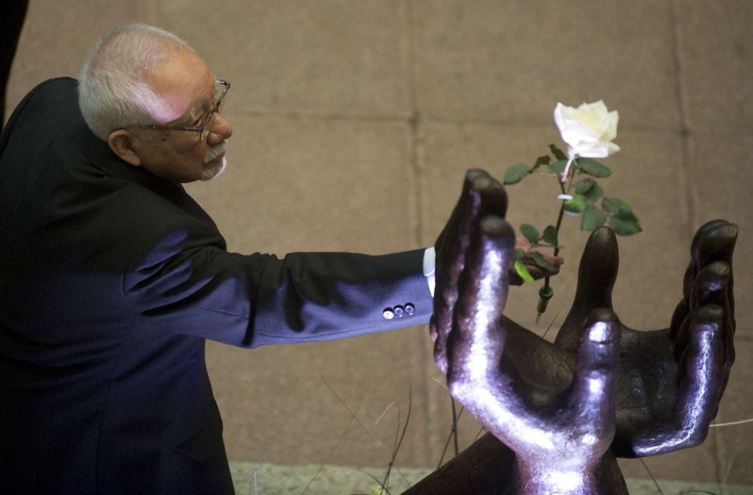 Fallece Ricardo Rosales Román, exdirigente de URNG y firmante de los Acuerdos de Paz de 1996