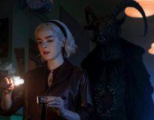La tercera temporada se lanzará el 24 de enero en Netflix. (Foto Prensa Libre: Sabrina Netflix)