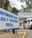 El Laboratorio Nacional de Salud del MSPAS está ubicado en la ruta hacia Amatitlán. (Foto Prensa Libre: Hemeroteca PL)