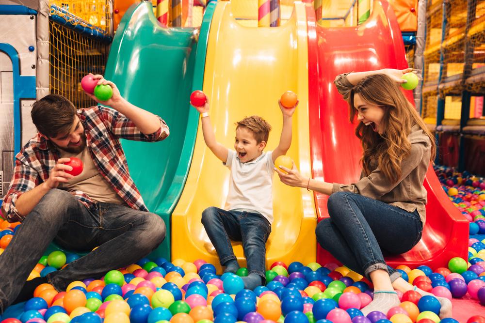 Cómo ayudar a sus hijos a relacionarse y convivir con más niños