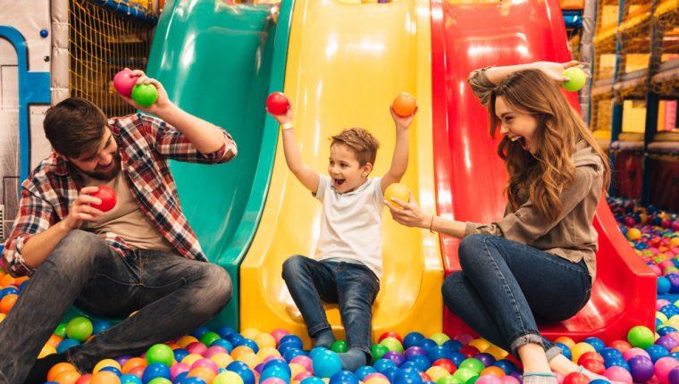 ¡Ayude a sus hijos! Que sean niños felices, con alta autoestima y listos para enfrentar el mundo. (Foto Prensa Libre: Servicios).