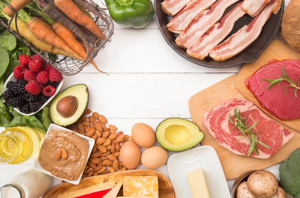 ¿Puedo comer frutas y verduras con dieta cetosis?